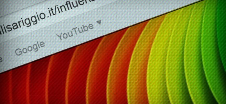Il colore nel web design